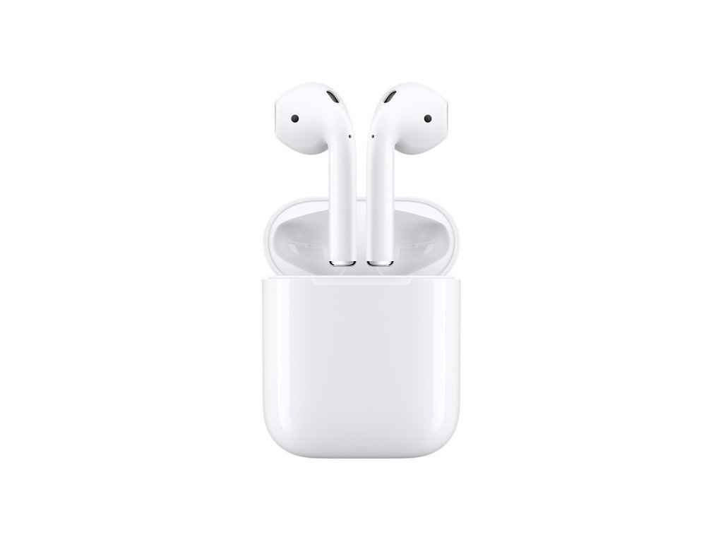 Apple AirPods with wireless charging (2019)