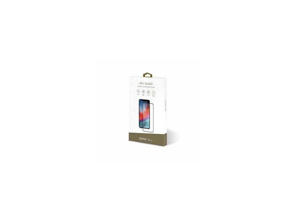 EPICO GLASS 3D+ tvrzené sklo pro iPhone XR a 11, černé