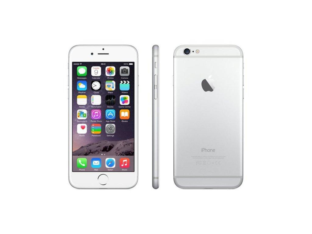 Apple iPhone 6 64GB Stříbrný (Stav B)