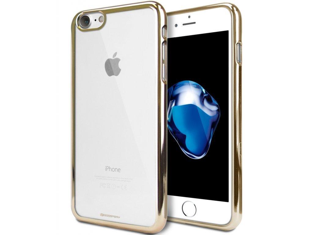 6965 pouzdro kryt pro apple iphone 7 8 mercury ring2 gold