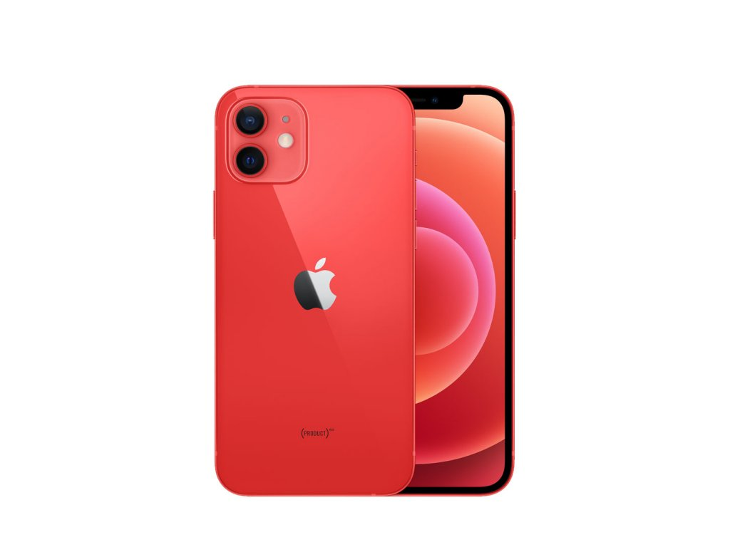 iphone 12 red