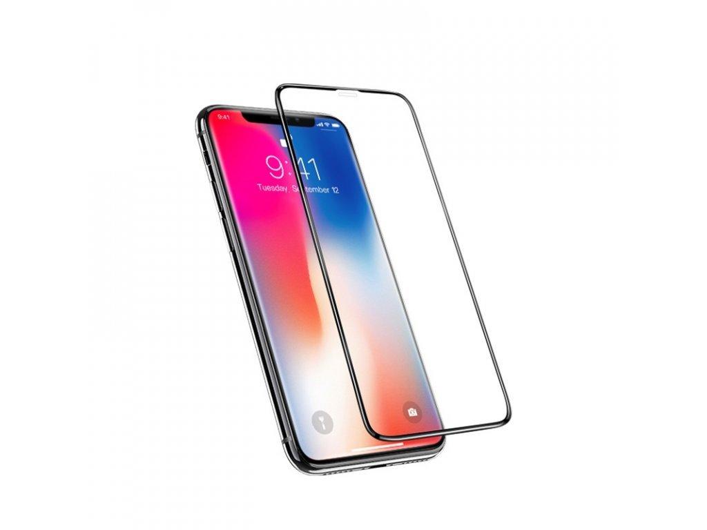 31256 ochranne tvrzene sklo pro iphone x xs 11 pro hoco g2 fullscreen 3d black