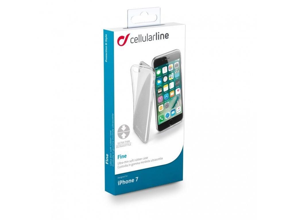 6143 2 pouzdro kryt pro iphone 7 8 se 2020 cellularline fine