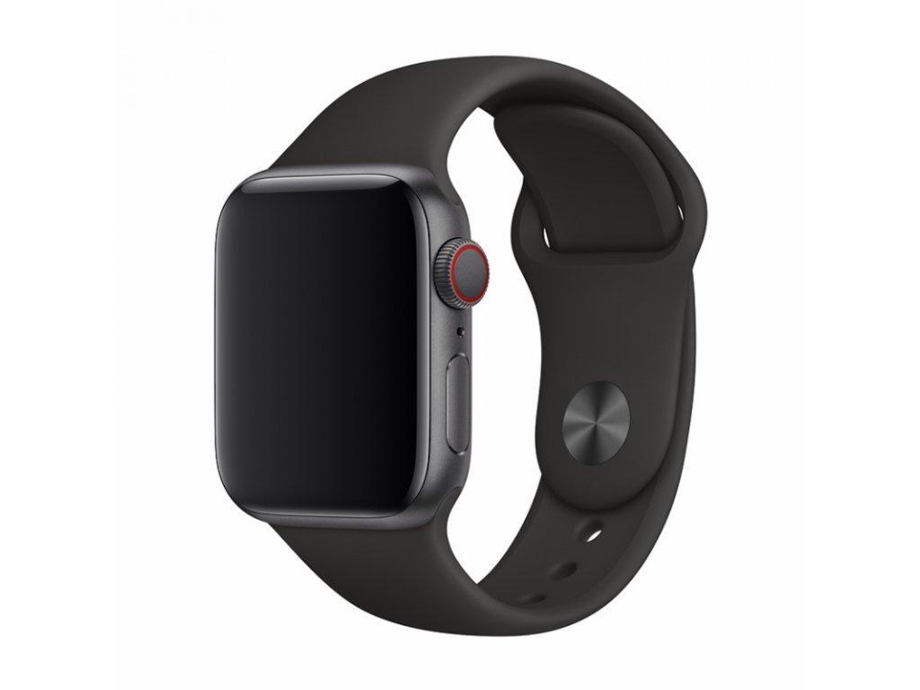 17807 reminek pro apple watch 42mm 44mm devia sport black
