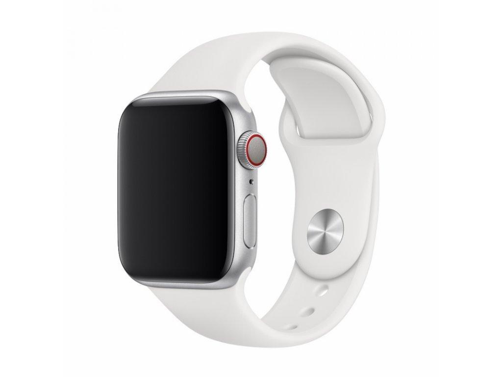 17804 reminek pro apple watch 42mm 44mm devia sport white
