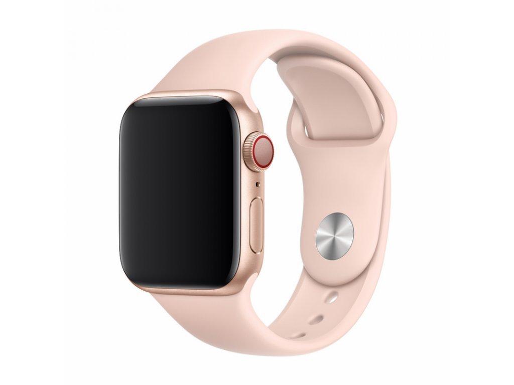 17798 reminek pro apple watch 42mm 44mm devia sport pink sand