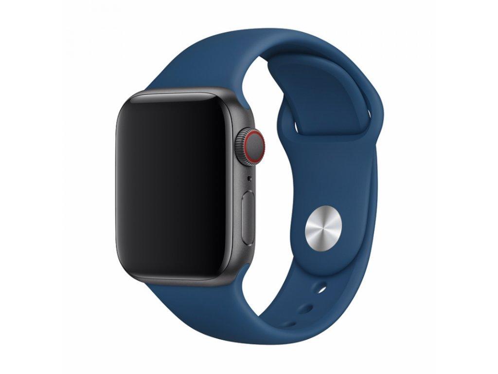 17792 reminek pro apple watch 42mm 44mm devia sport blue horizon