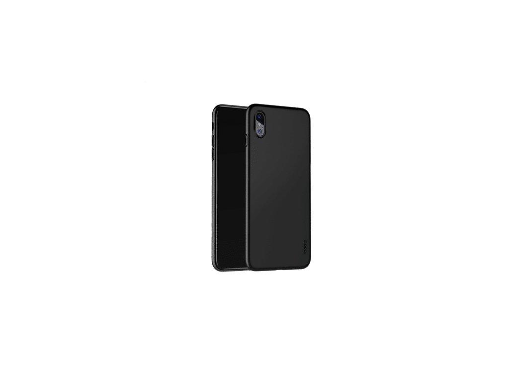 Kryt pro iPhone XR - HOCO, Thin JetBlack