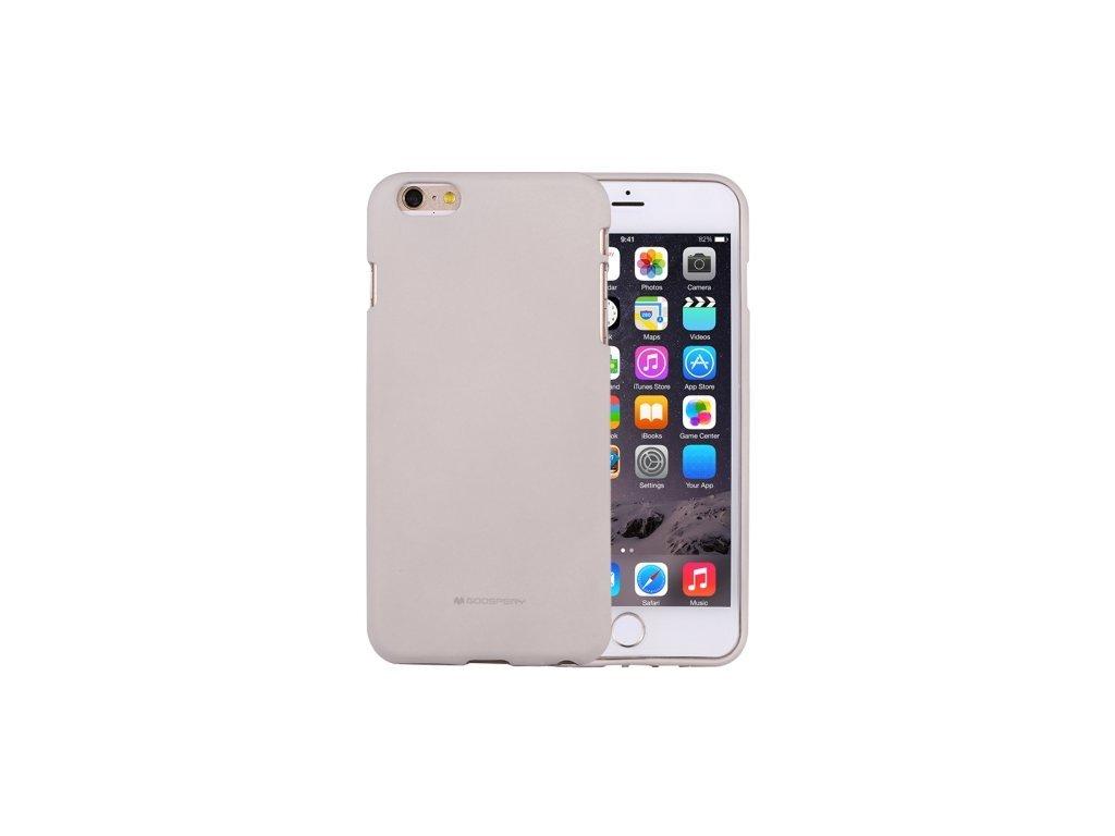 10773 ochranny kryt pro iphone 6 6s mercury soft feeling stone