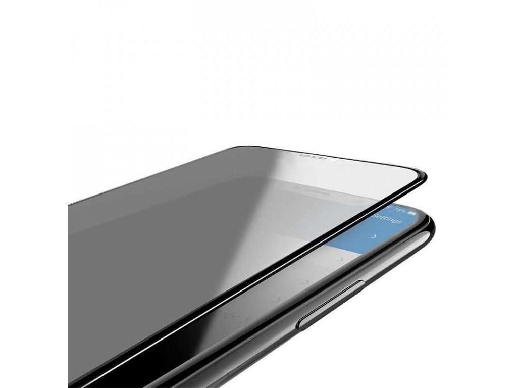 Ochranné tvrzené sklo pro iPhone XR / 11 - Hoco, A13 Shatterproof 3D Anti-Spy