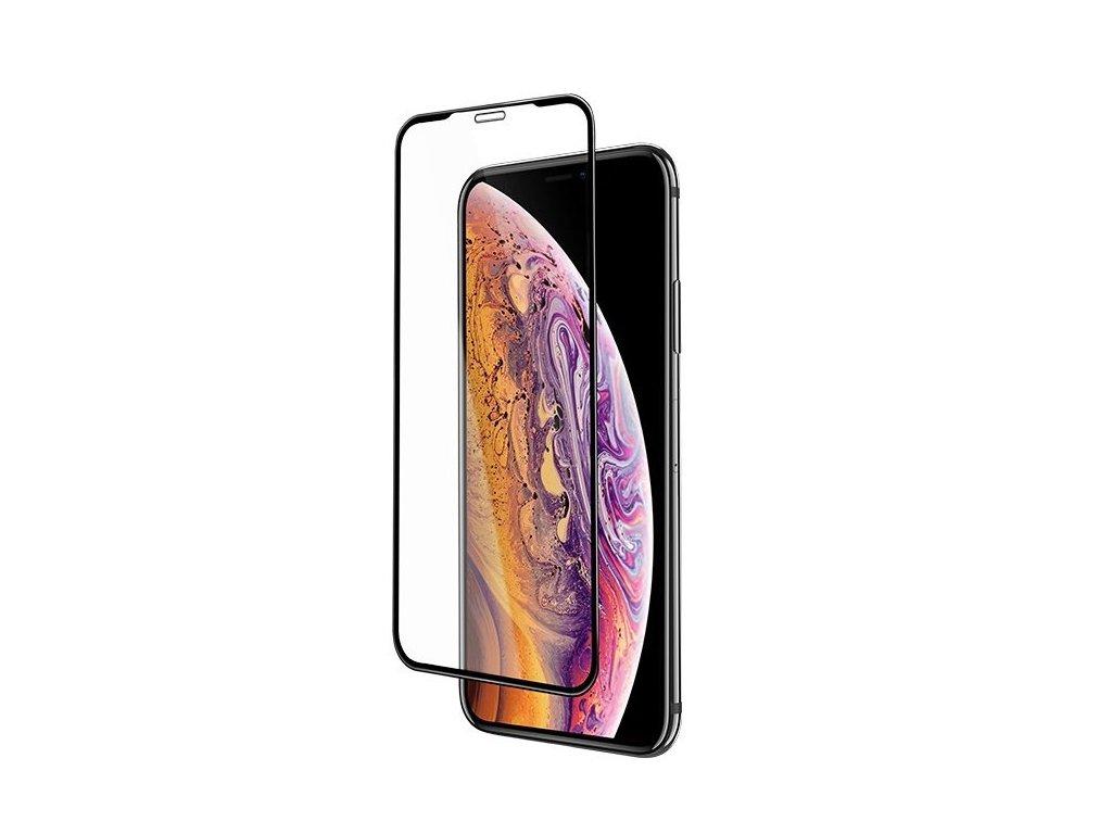 Ochranné tvrzené sklo pro iPhone XR / 11 - Hoco, G1 FlashAttach 3D Black