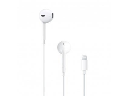 Apple EarPods s Lightning konektorem