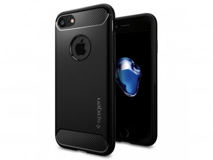 5942 pouzdro kryt pro apple iphone 7 8 spigen rugged armor black