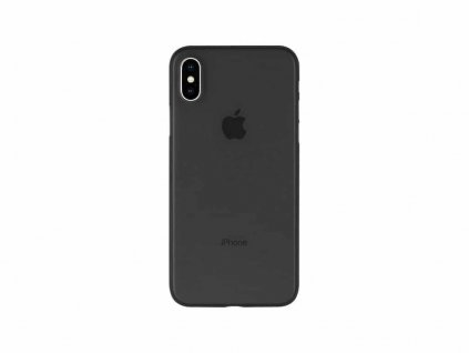Ultratenký kryt pro iPhone XS / X - Mercury, UltraSkin Black