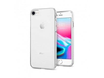 Pouzdro / kryt pro iPhone 7 / 8 / SE (2020) - Mercury, Jelly Transparent