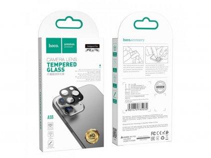 35909 8 ochranna folie na zadni kameru iphone 12 pro hoco a18 lens film