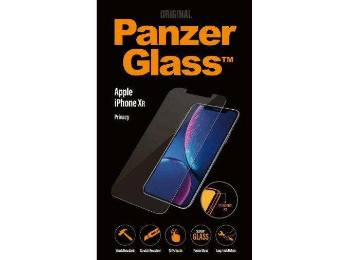 Ochranné tvrzené sklo pro iPhone XR / 11 - PanzerGlass, Edge-to-Edge