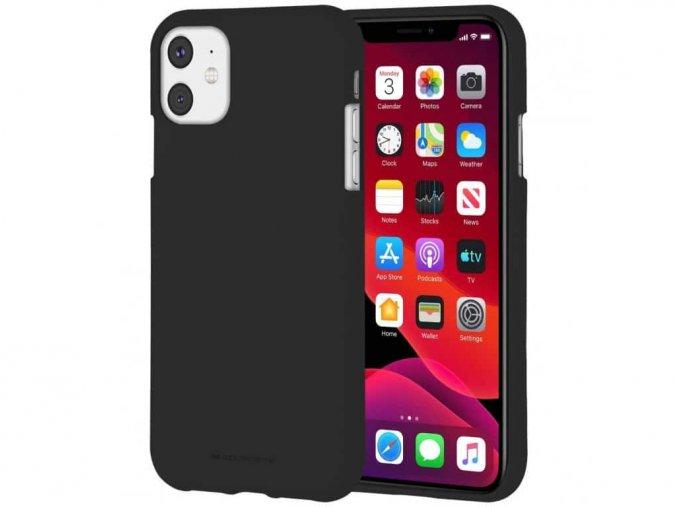 Pouzdro na iPhone 11 černé