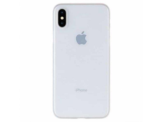 Ultratenký průhledný kryt na iPhone 7/8