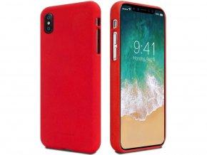 Kryt na iPhone X/Xs červený