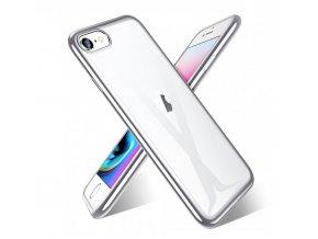 Ochranný kryt pro iPhone 7/8/SE20 ESR, Crown Silver